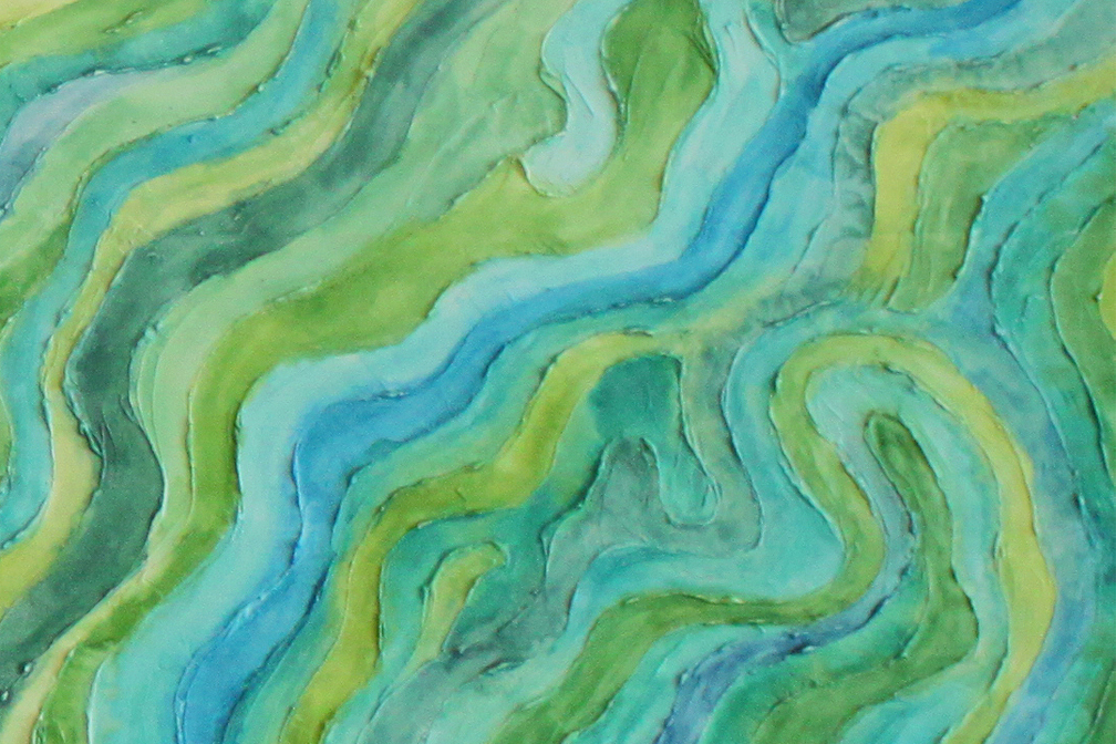 In the Flow - detail